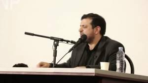استاد رائفی پور « خدمت روحانی به احمدی نژاد »