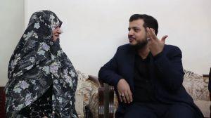 کلیپ/ دیدار استاد رائفی پور با والده محترم شهید بهروز صبوری