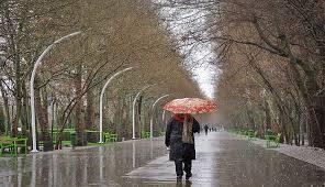 رکورد ثبت بارش در ایستگاه مهرآباد تهران