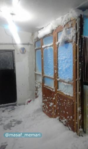 وضعیت منازل در خلخال، روستای مجره !!